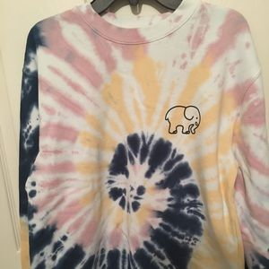 Ivory Ella sweatshirt swirl!